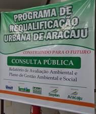 Consulta Publica Aracaju