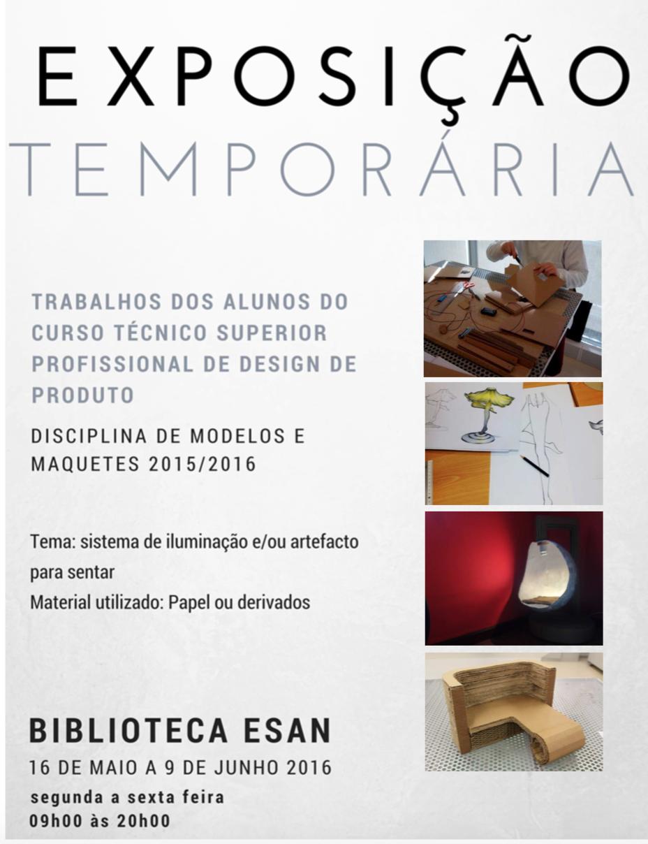 Exposição temporária