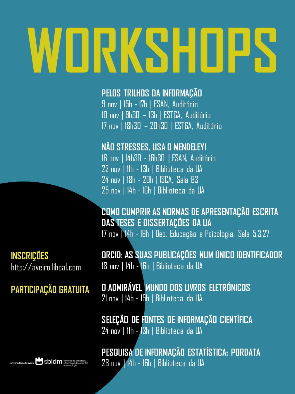 Workshops 1 semestre 2016_2017