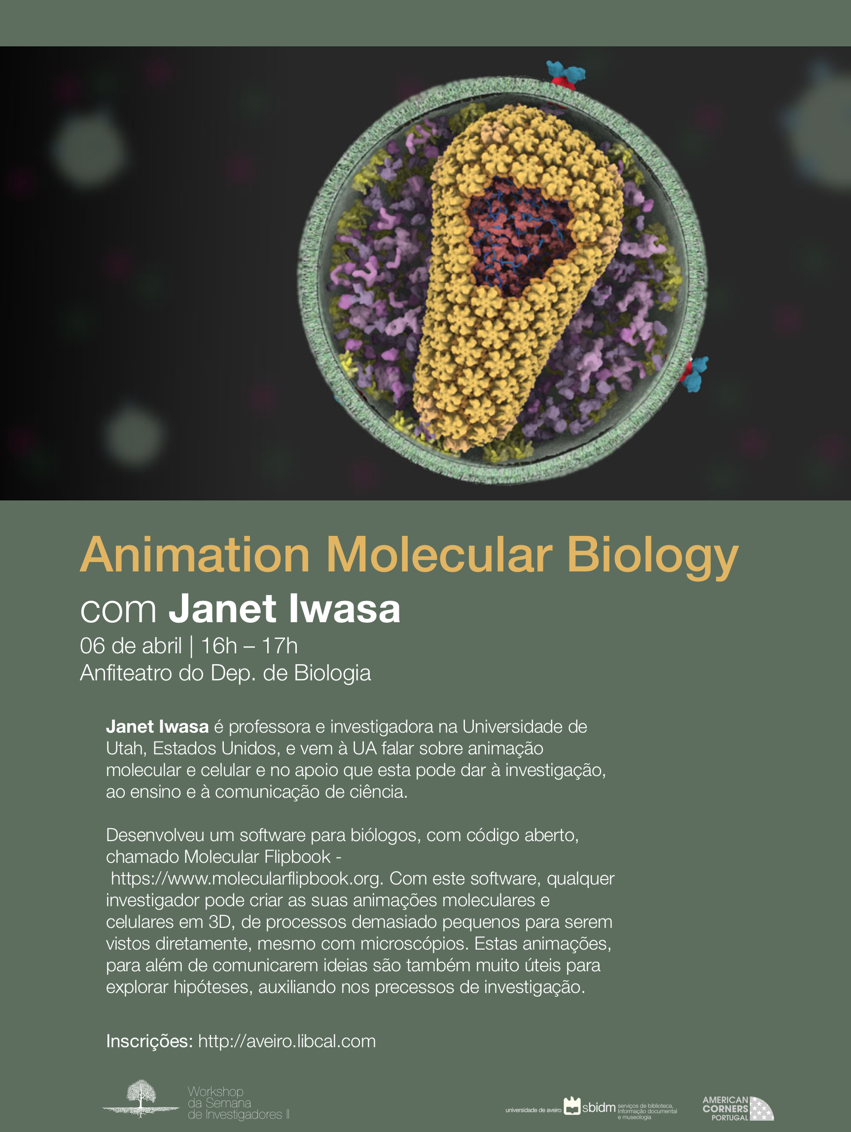 Animation Molecular Biology