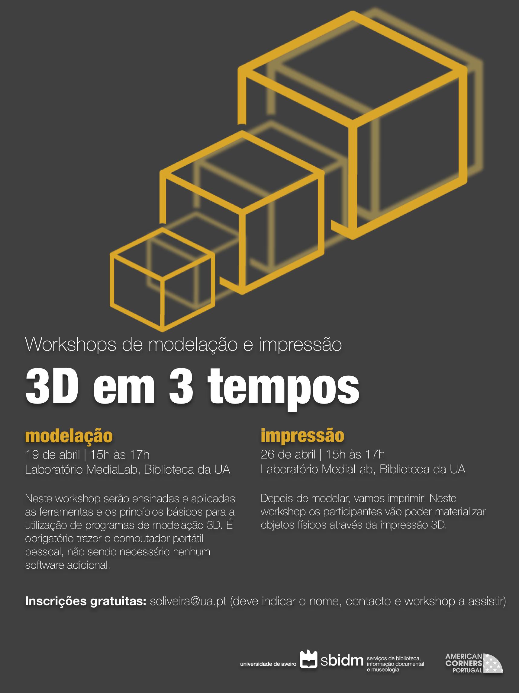3D em 3tempos