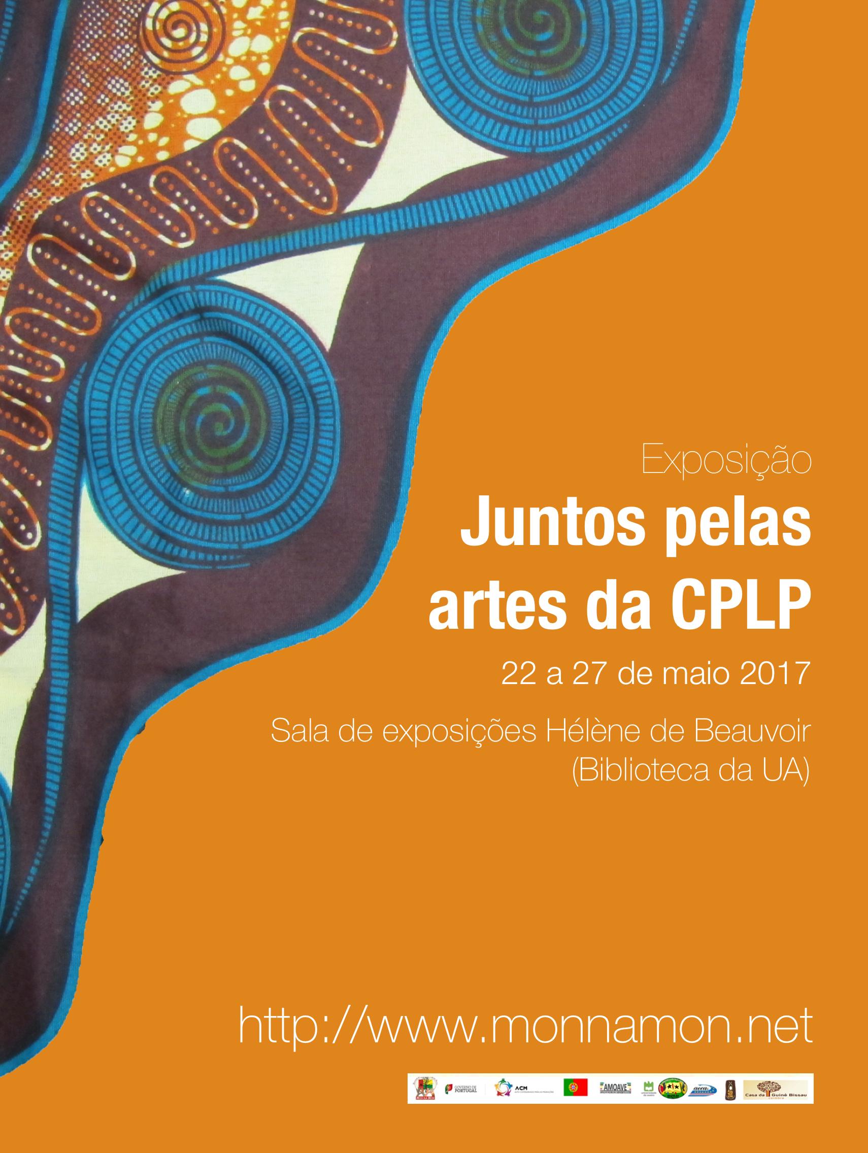 Juntos pelas artes da CPLP