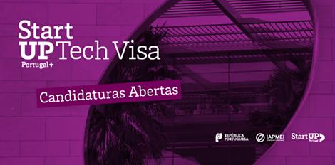 Tech Visa Startup Portugal