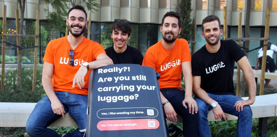 LUGGit disputa troféu dos prémios mundiais de turismo